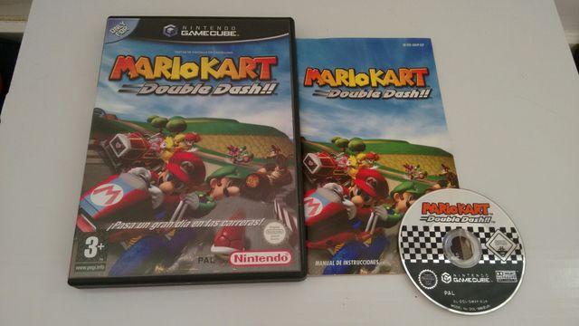 Mario Kart Double Dash Gamecube Nintendo
