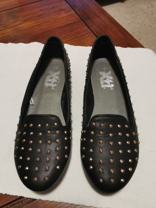 zapatos planos xti n°39