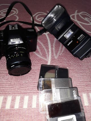 Camara de fotos Ricoh