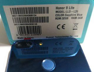 Móvil Huawei Honor 9 lite