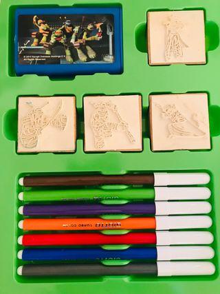 Lote juego de madera