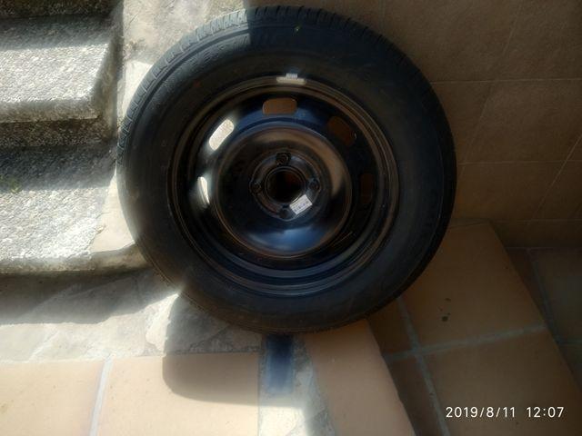 rueda completa