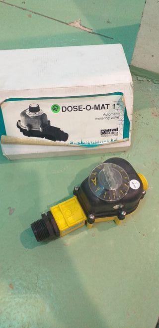 Medidor Contador de Agua de Dosificacion automátic