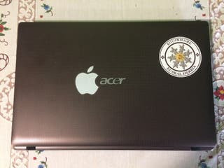 Acer Aspire 5742G Marrón Windows 10, Disco 180 Gb
