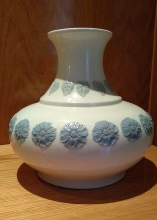 Jarrón de cerámica vintage