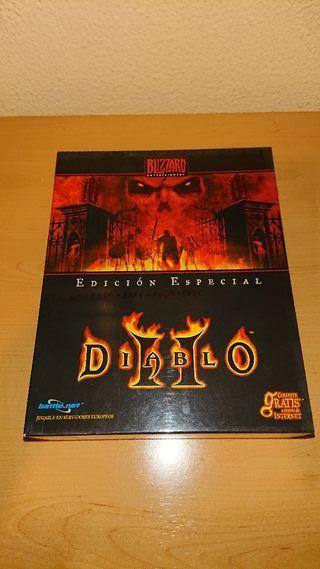 PC: Edición especial juego Diablo 2 para Pc