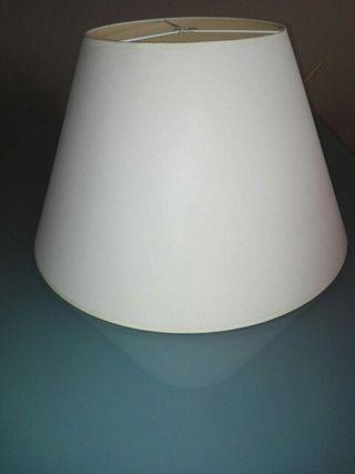 2 pantallas lampara