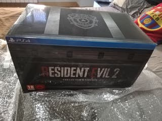 Resident Evil 2 Collector Edition