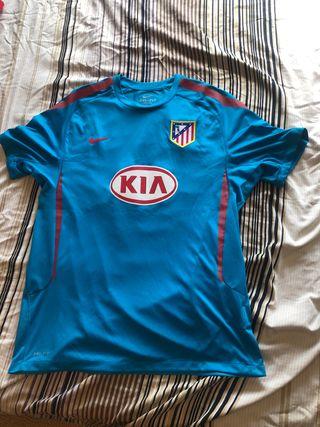 Camiseta entrenamiento atlético de madrid