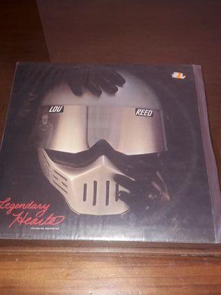 lp vinilo disco Lou reed legendary