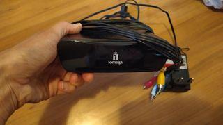 Disco duro multimedia externo 1TB