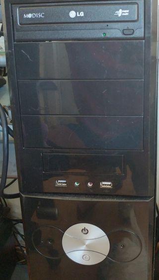 Pc i3 3220 3.3gh, 4gb Ram,500 gb disco duro