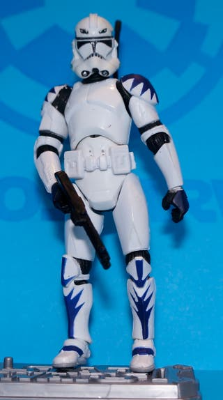 Star Wars Hasbro 30th Clone Trooper ARC-170
