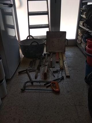 kit herramientas imprescindibles paleteria