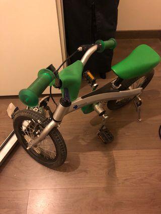Bicicleta Evolutiva Infantil Imaginarium