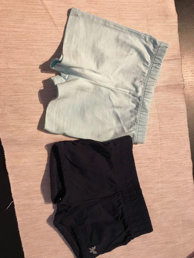 Pantalones cortos algodón 6m