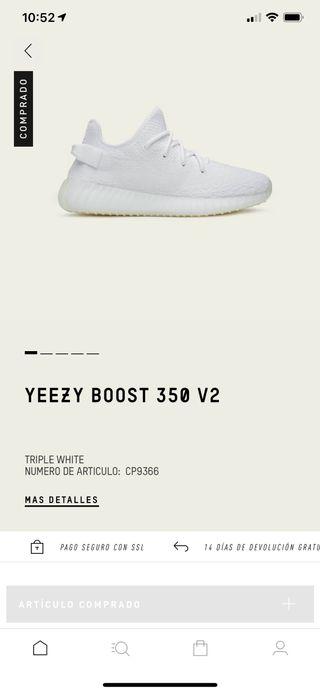 Yeezy 42.5 cream