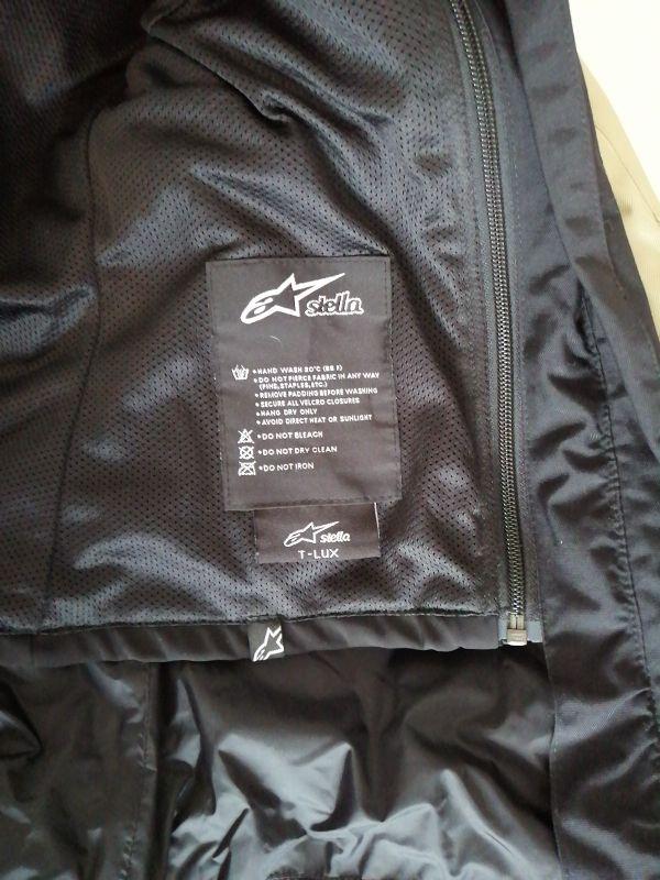 chaqueta mujer Alpinestars XS
