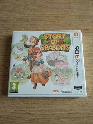 Story of Seasons 3DS - 2DS