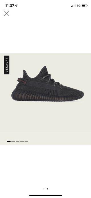 Yeezy boost 350 black
