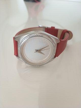 Reloj rojo Replay