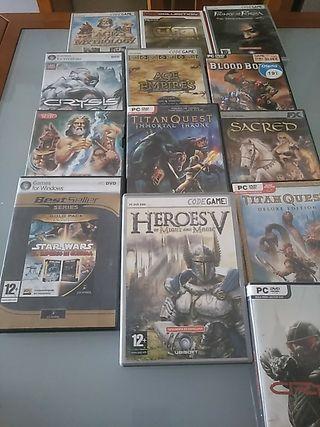 videojuegos de ordenador