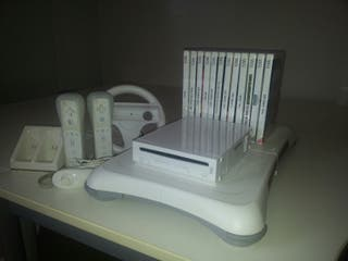 Pack completo WII