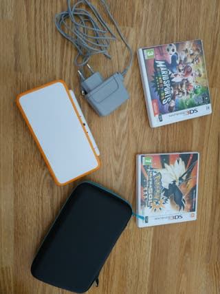 Consola New Nintendo 2 DS XL