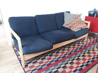 Canapé 3 places IKEA EKTORP