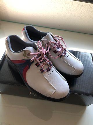 Zapatos de Golf FootJoy Junior Seminuevos