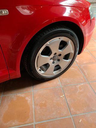"""Llanta Audi original 17"""""""
