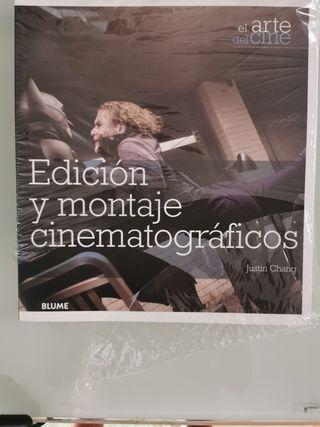 libro Edición y montaje cinematográfico