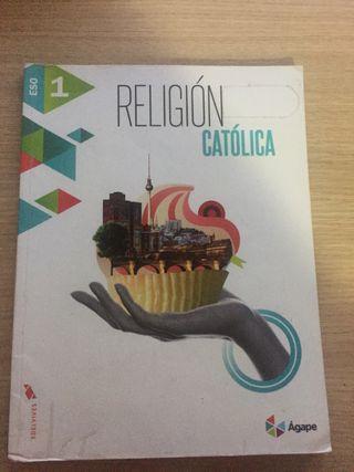 Libros RELIGIÓN 1º ESO