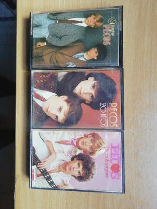 cassettes PECOS