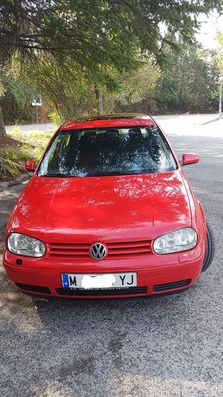 Volkswagen Golf GTI MK4 1999