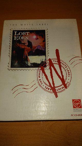 PC: Lost Edén caja de cartón edición white label