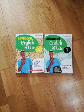Libros texto ingles Burlington Books 1°ESO