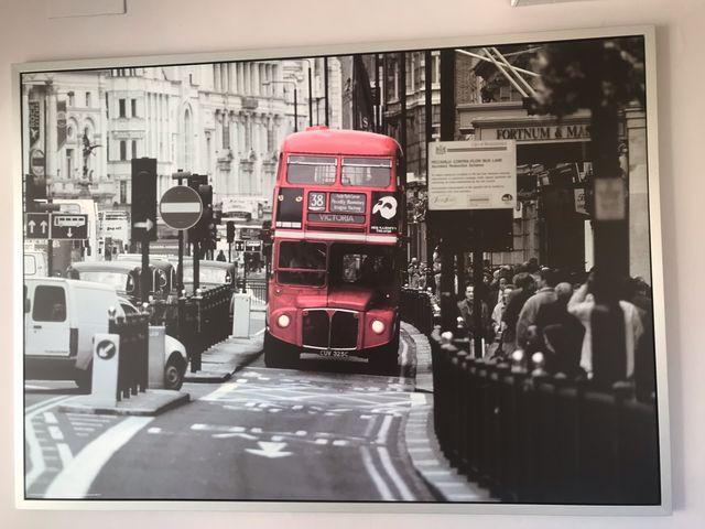 Cuadro Londres