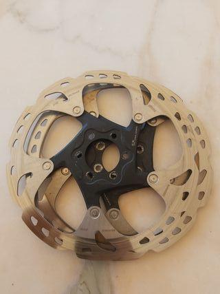 Discos Shimano XT 180mm 6 tornillos
