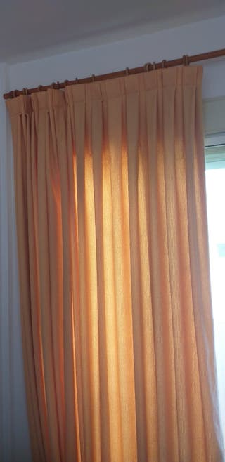 cortinas y estor