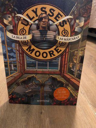 Ulysses Moore y la isla de las máscaras
