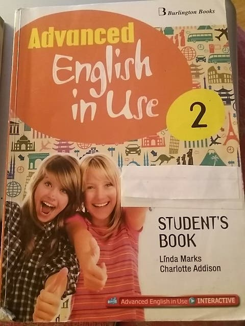 Advance English in use
