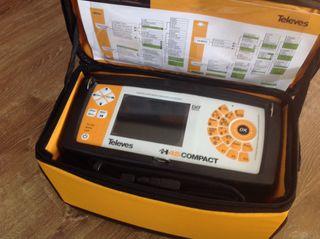 Medidor de campo Televes H45 Compact 599022