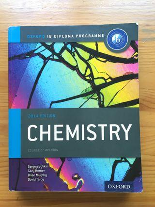 Libro de Química Bachillerato Internacional (BI)