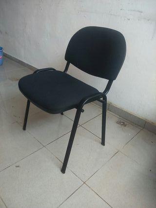 sillas de recepción. oficina