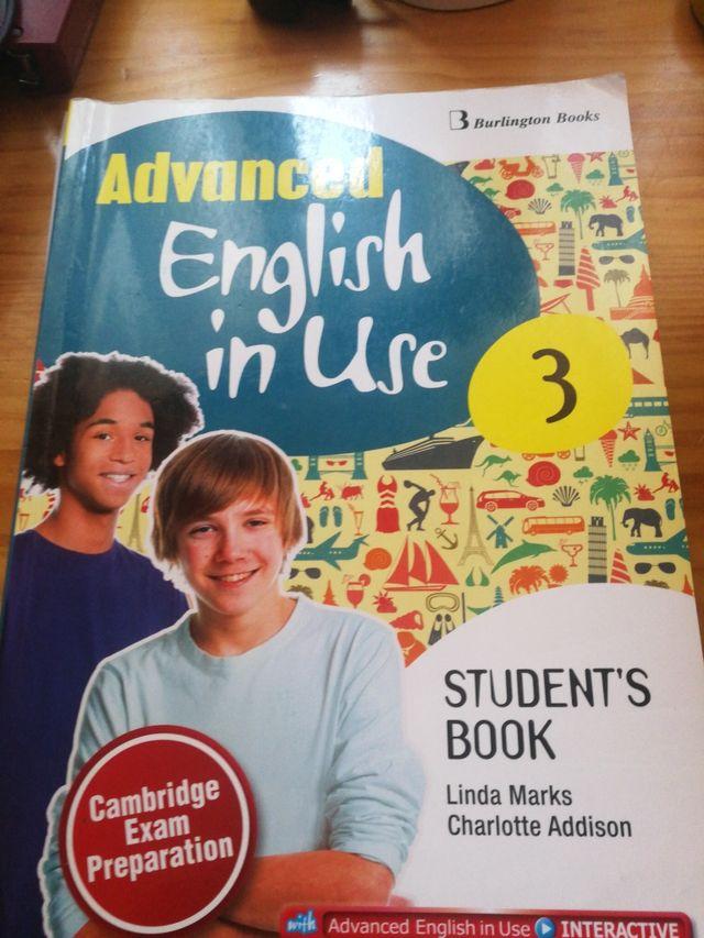 Advanced English 3ESO Burlington Books