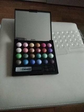 Paleta colores Sephora