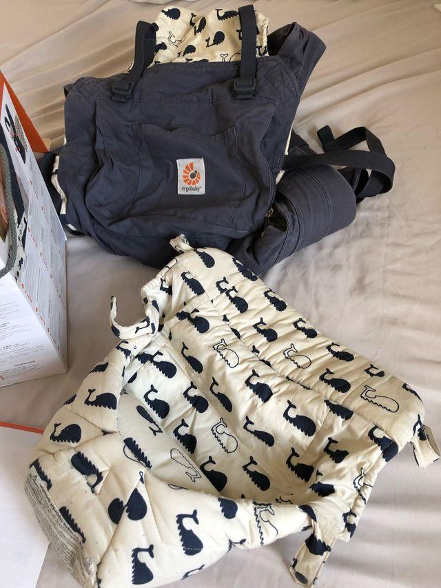 Ergobaby mochila portabebé