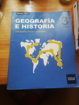 Geografía e historia 3ESO