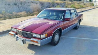 Cadillac Deville 1989